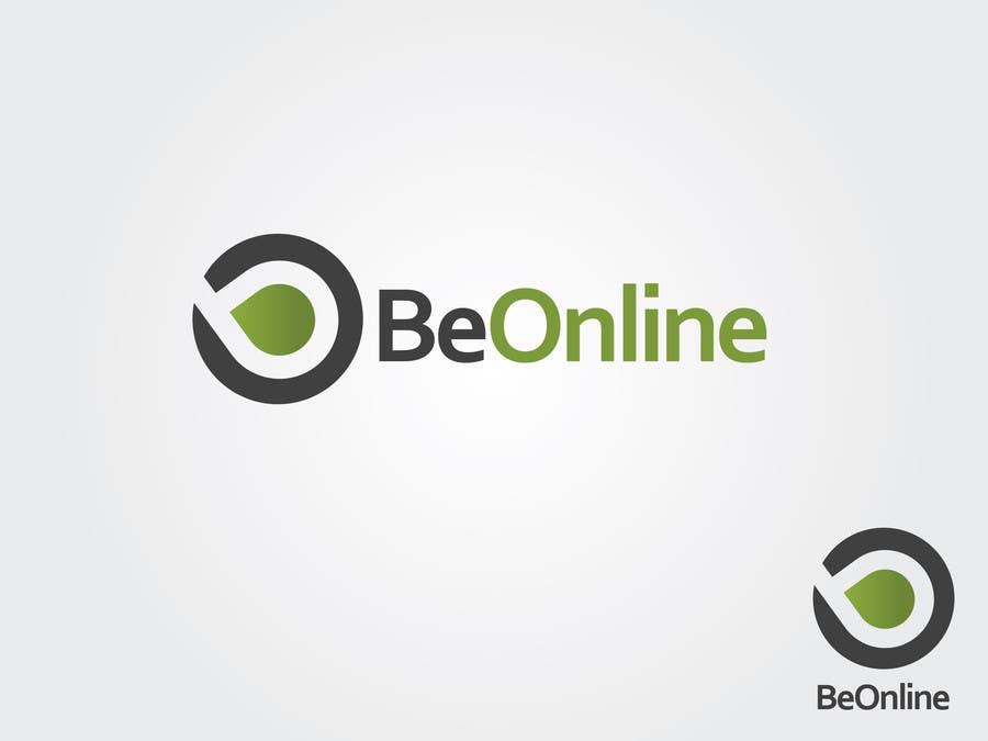 Penyertaan Peraduan #                                        33                                      untuk                                         Design a Logo for be-online