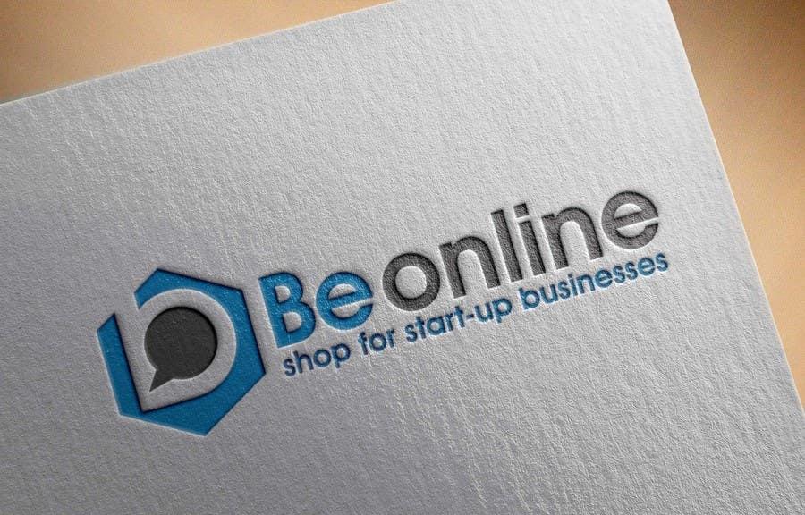 Penyertaan Peraduan #                                        75                                      untuk                                         Design a Logo for be-online