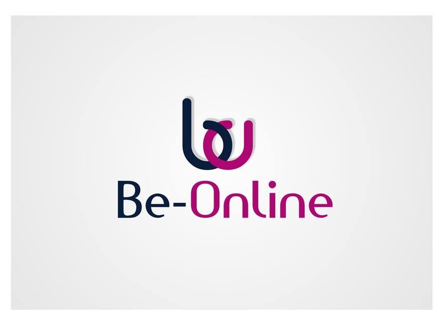 Penyertaan Peraduan #                                        42                                      untuk                                         Design a Logo for be-online