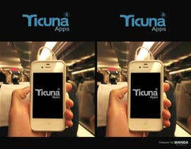 #95 para Logo Design for Ticuna Apps por bantomi