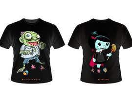 #7 para A zombie and a vampire por djmahatoswa
