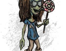 #11 para A zombie and a vampire por RedPhoenix2123