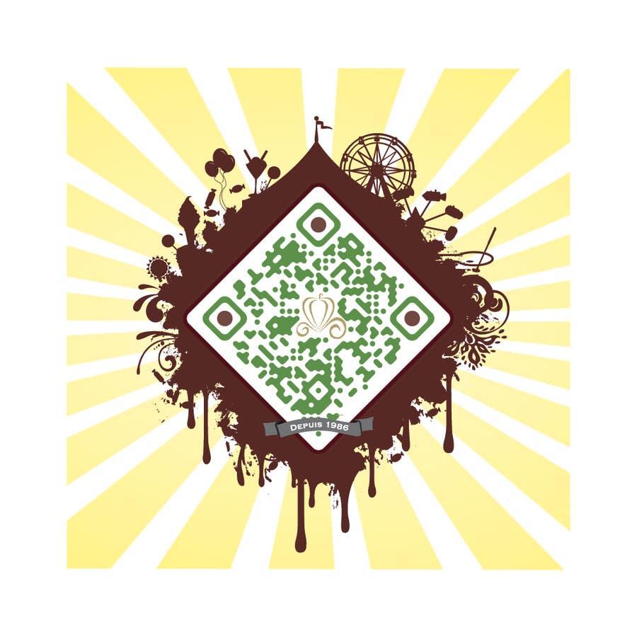 Inscrição nº 36 do Concurso para QR Code Design for our Chocolate Factory