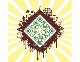 #36 for QR Code Design for our Chocolate Factory by towin