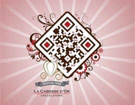 #10 untuk QR Code Design for our Chocolate Factory oleh ezesol