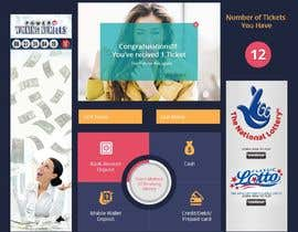 #36 for Design a simple one page UI mockup by satishandsurabhi