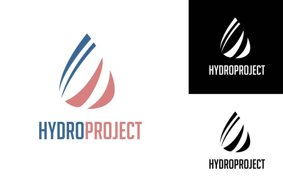 Contest Entry #2 for Diseñar logotipo HYDROPROJECT