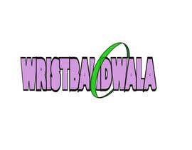 #40 untuk Design A Logo for a Silicone Wrist Band Company.... Wristbandwala.com oleh hcanisor