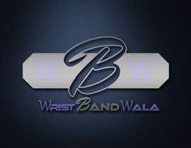 #30 untuk Design A Logo for a Silicone Wrist Band Company.... Wristbandwala.com oleh GraphWarrior