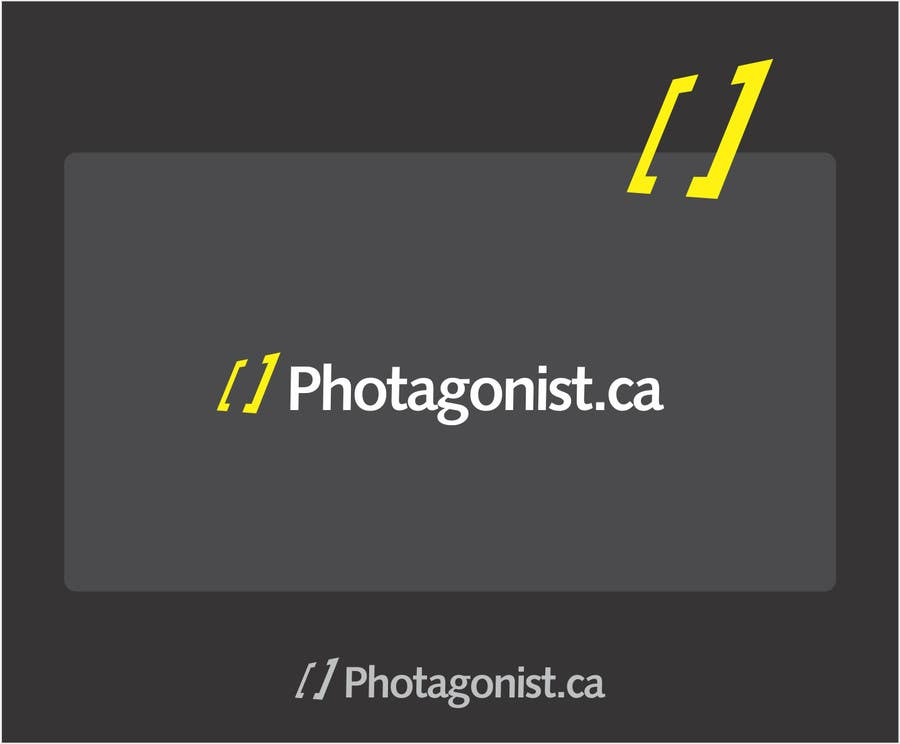 Contest Entry #706 for Logo Design for Photagonist.ca