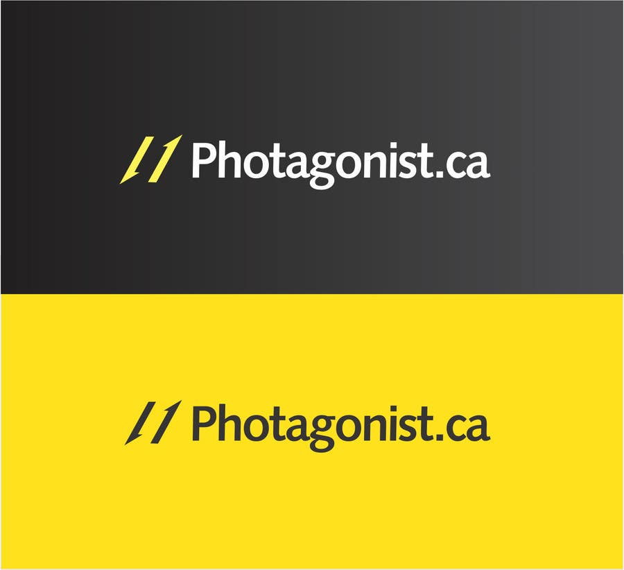 Contest Entry #766 for Logo Design for Photagonist.ca
