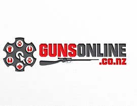 #266 untuk Logo for gunsonline.co.nz oleh eddesignswork
