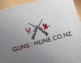 #238 untuk Logo for gunsonline.co.nz oleh Sayem2