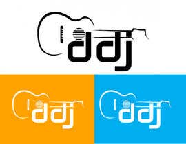 #21 for A logo with 3 initials encompassing DDJ,  That feels sexy and rock n roll.  I am thinking something that looks unique on its own, so doesnt look like anyone could make it.   Really open to interpretation and ingenious creative arts of simplicity by frtfaysol