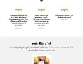 #22 para Full Rework of our current Sales Page por Margaritafree