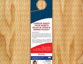 Nro 33 kilpailuun Design a door hanger käyttäjältä ershad0505