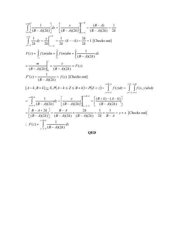Bài tham dự cuộc thi #                                        5                                      cho                                         Obtain closed form expression for CDF of two uniforms