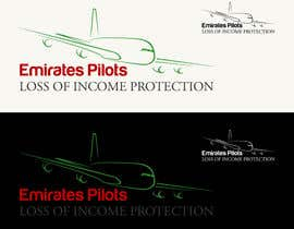 #245 for Logo Design for Emirates Pilots Loss of Income Protection (LIPS) by CGSaba