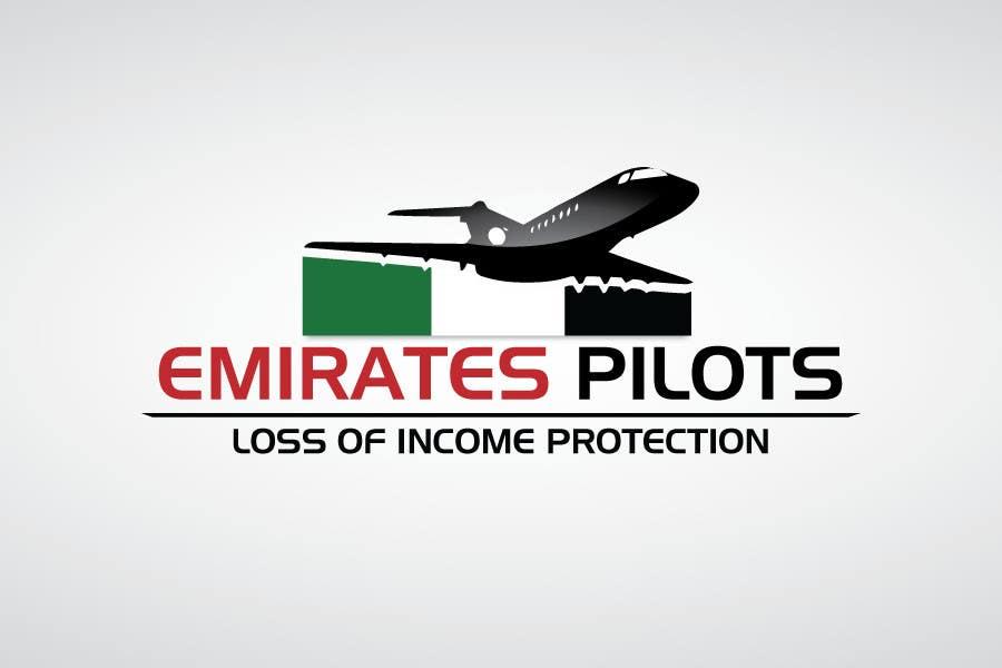 Inscrição nº 135 do Concurso para Logo Design for Emirates Pilots Loss of Income Protection (LIPS)