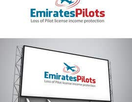 #62 для Logo Design for Emirates Pilots Loss of Income Protection (LIPS) от bantomi