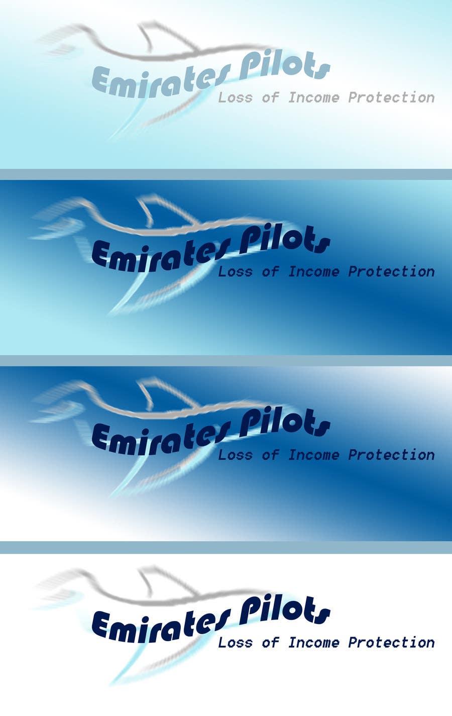 Inscrição nº 235 do Concurso para Logo Design for Emirates Pilots Loss of Income Protection (LIPS)