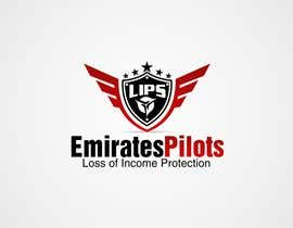 #216 for Logo Design for Emirates Pilots Loss of Income Protection (LIPS) by jummachangezi