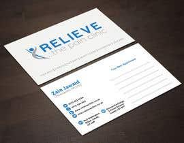 #157 untuk Design a Business Card - logo already created oleh Mohidulhaque1