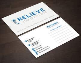 #160 untuk Design a Business Card - logo already created oleh Mohidulhaque1