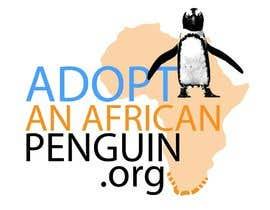 #139 untuk Design Adopt an African Penguin oleh Minast