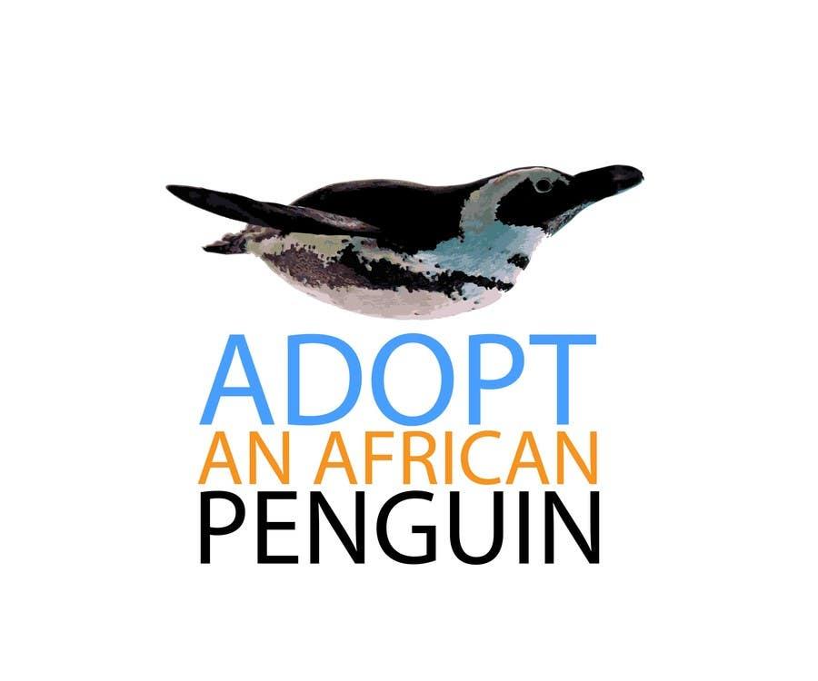 Bài tham dự cuộc thi #                                        124                                      cho                                         Design Adopt an African Penguin