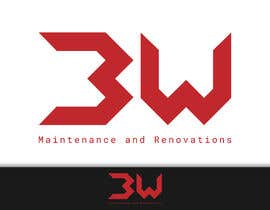 #4 My partner is starting a business named BW Maintenance and Renovations or BAW Maintenance and Renovations (depending what looks better) he will be doing bathroom/kitchen renovations and handy man work részére ahmedelshirbeny által