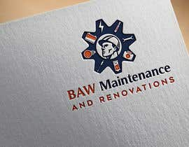 #6 My partner is starting a business named BW Maintenance and Renovations or BAW Maintenance and Renovations (depending what looks better) he will be doing bathroom/kitchen renovations and handy man work részére Beautylady által