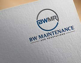 #8 My partner is starting a business named BW Maintenance and Renovations or BAW Maintenance and Renovations (depending what looks better) he will be doing bathroom/kitchen renovations and handy man work részére Beautylady által