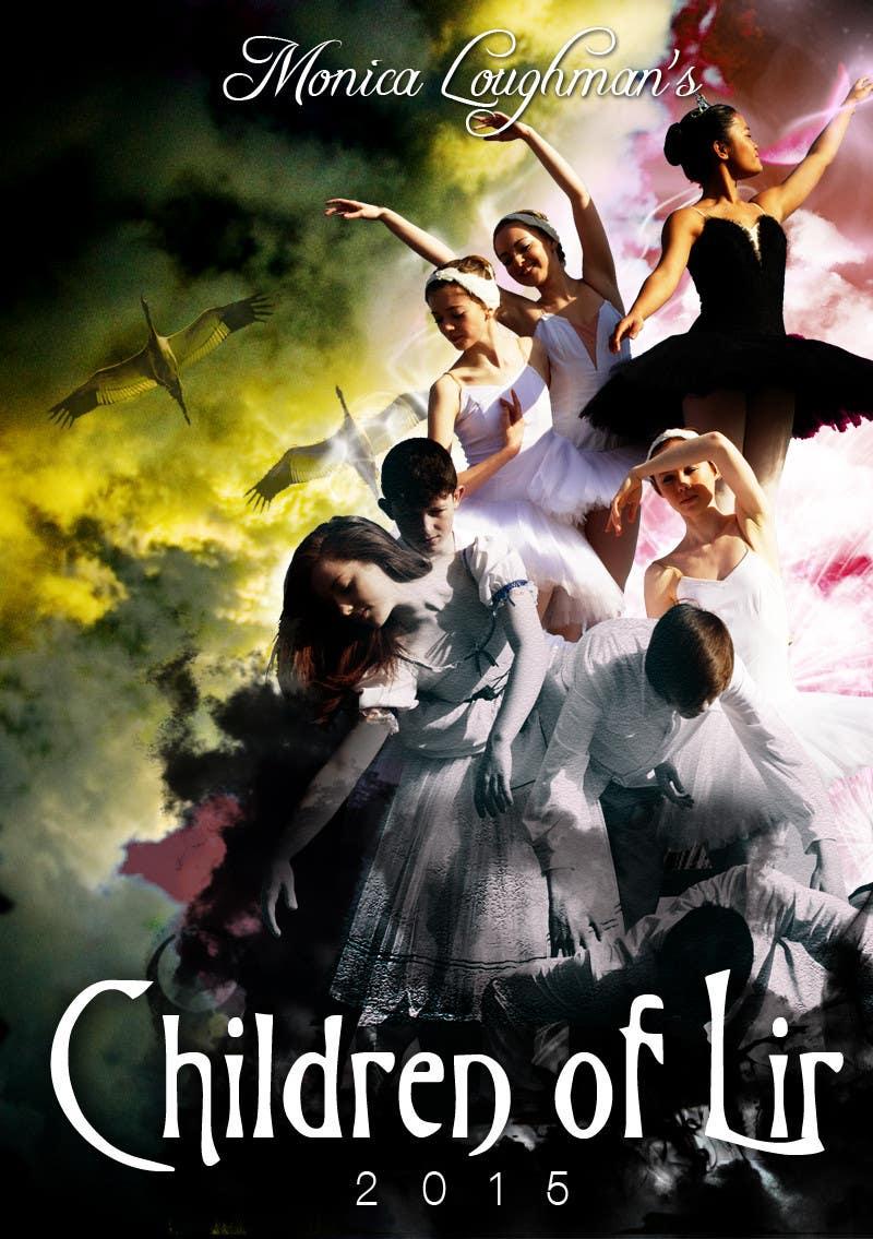 Proposition n°                                        20                                      du concours                                         Graphic Design for  A new main-scale ballet production