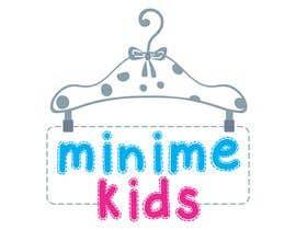 #109 untuk Mendesain sebuah Logo Fashion Anak oleh wahyuarif