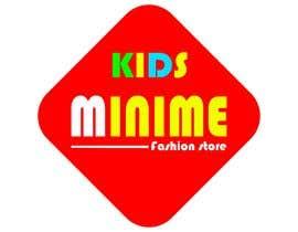 #122 untuk Mendesain sebuah Logo Fashion Anak oleh Sabilurizky