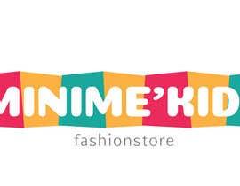 #113 untuk Mendesain sebuah Logo Fashion Anak oleh ShinArieee