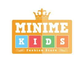 #116 untuk Mendesain sebuah Logo Fashion Anak oleh ShinArieee