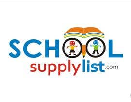 #294 cho Logo Design for School-Supply-List.com bởi innovys