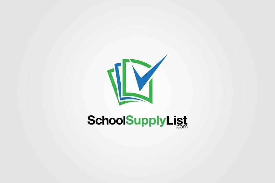 Конкурсная заявка №119 для Logo Design for School-Supply-List.com