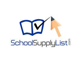 #92 for Logo Design for School-Supply-List.com by bozidartanic