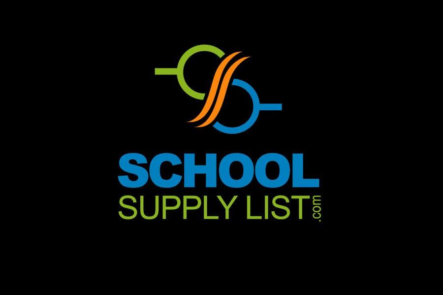 Konkurrenceindlæg #242 for Logo Design for School-Supply-List.com