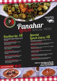 Image of                             Design a Restaurant Lunch Menu