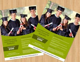 nº 3 pour Advertisement Design for StudentScholarships.org par Krishley