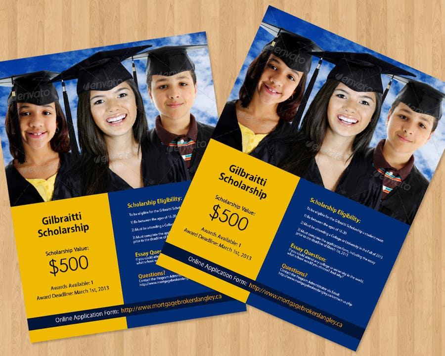 Bài tham dự cuộc thi #                                        4                                      cho                                         Advertisement Design for StudentScholarships.org