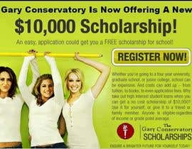 nº 20 pour Advertisement Design for StudentScholarships.org par D3N