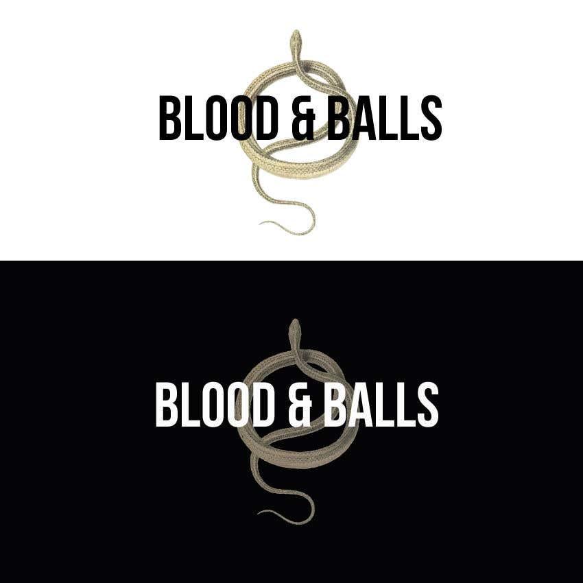 """Intrarea #46 pentru concursul """"Blood And Balls"""""""