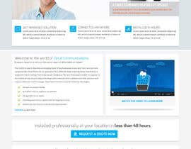 #80 para Wordpress Theme Design for Cloud-Phone Inc. por theark