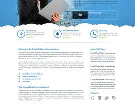 #11 untuk Wordpress Theme Design for Cloud-Phone Inc. oleh herick05
