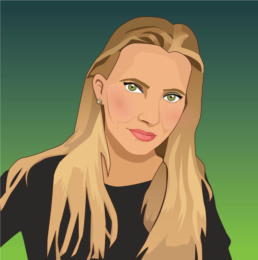 Bài tham dự cuộc thi #                                        44                                      cho                                         Portrait comic drawing from a picture